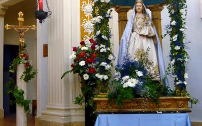 Apertura festa Madonna di S.Croce e Concerto d'Organo
