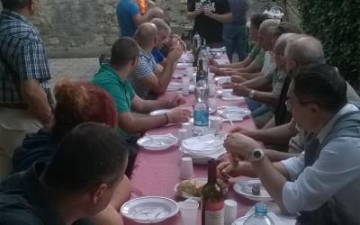 Cena della confraternita 2015