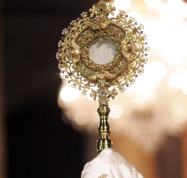 Adorazione Eucaristica di venerdì 17 gennaio