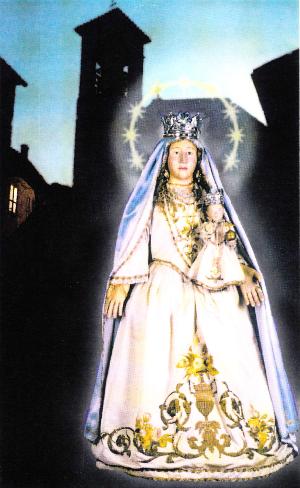 Attività della festa della Madonna di S.Croce