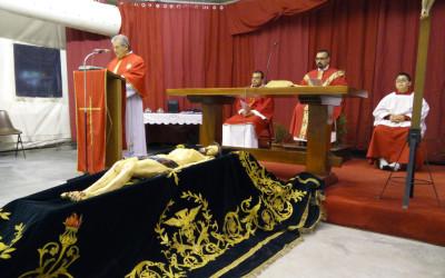 Processione del Cristo Morto 2015